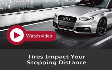 Tires Impact Your Stopping Distance